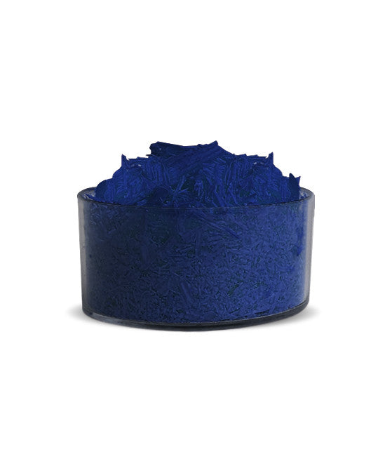 Navy Blue Colour Dye Flakes