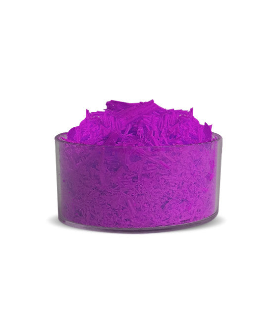 Fluorescent Purple Colour Dye Flakes