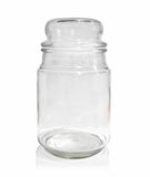 Yankee - Clear Candle Jar with Lid 580ml