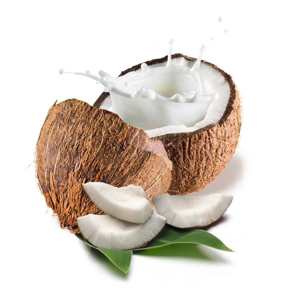 Coconut Cream Natural Fragrance Oil - New Zealand Candle Supplies