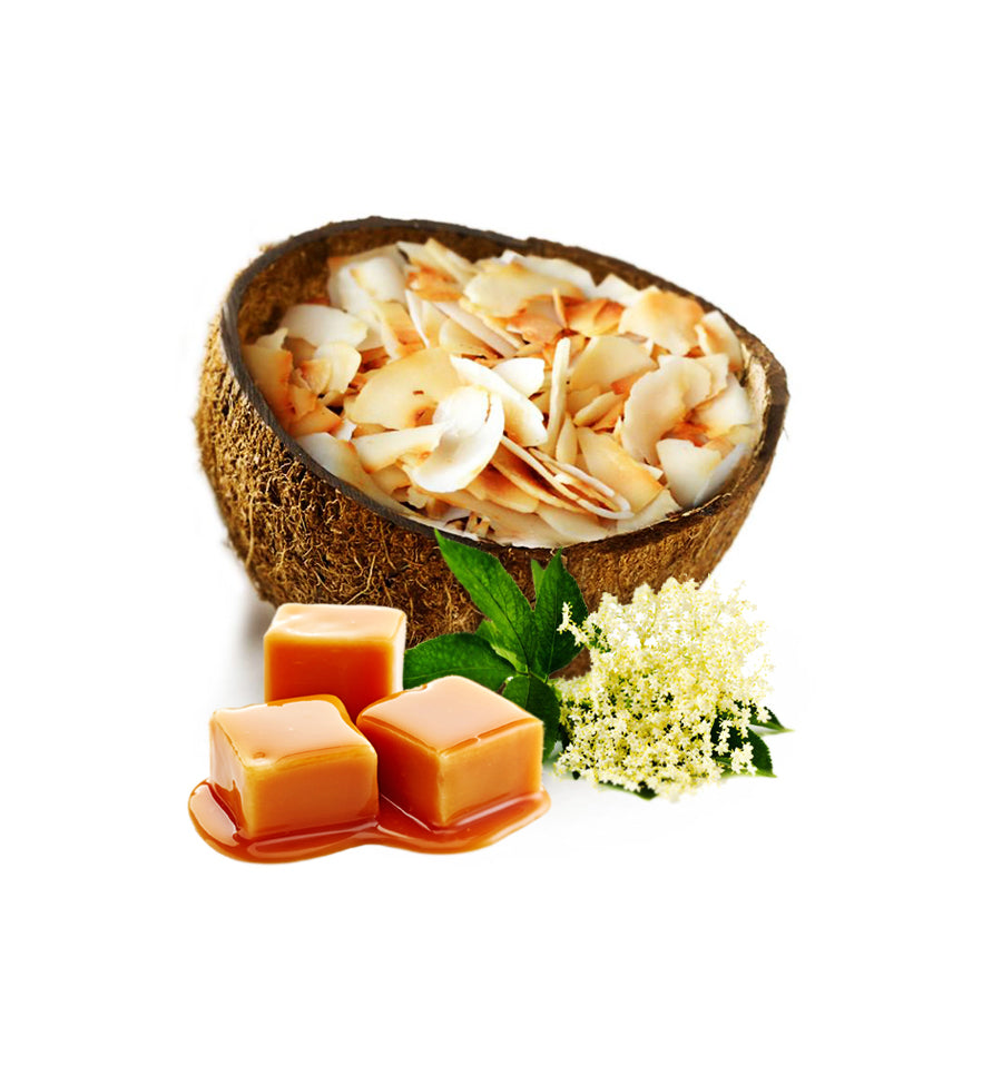 Coconut & Elderflower Fragrance Oil
