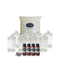 Danube Soy Candle Making Kit - 4 Fragrance Oils