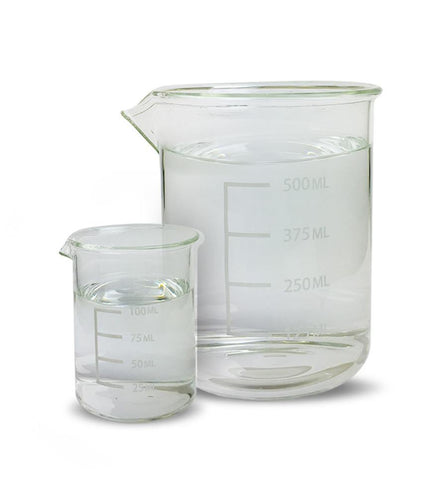 Raindrop Cut Glass Tumbler - 230-250mls