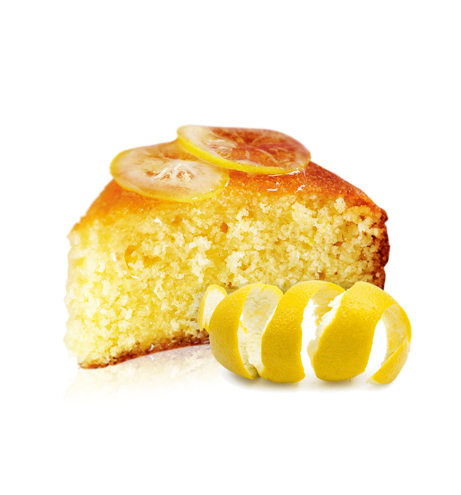 Lemon Syrup Cake Fragrance Oil