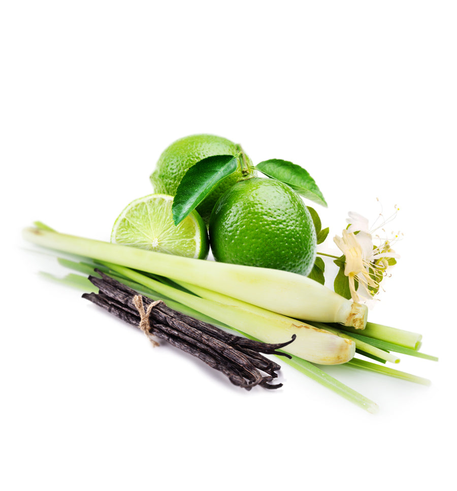 Lemongrass and Persian Lime Fragrance Oil