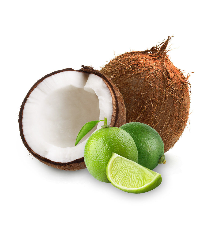 Lime & Coconut Natural Fragrance Oil - New Zealand Candle Supplies