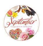 1. September Fragrance Oil Collection 6 x 30mls for $19.95