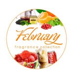 1. February Fragrance Oil Collection 6 x 30mls for $19.95