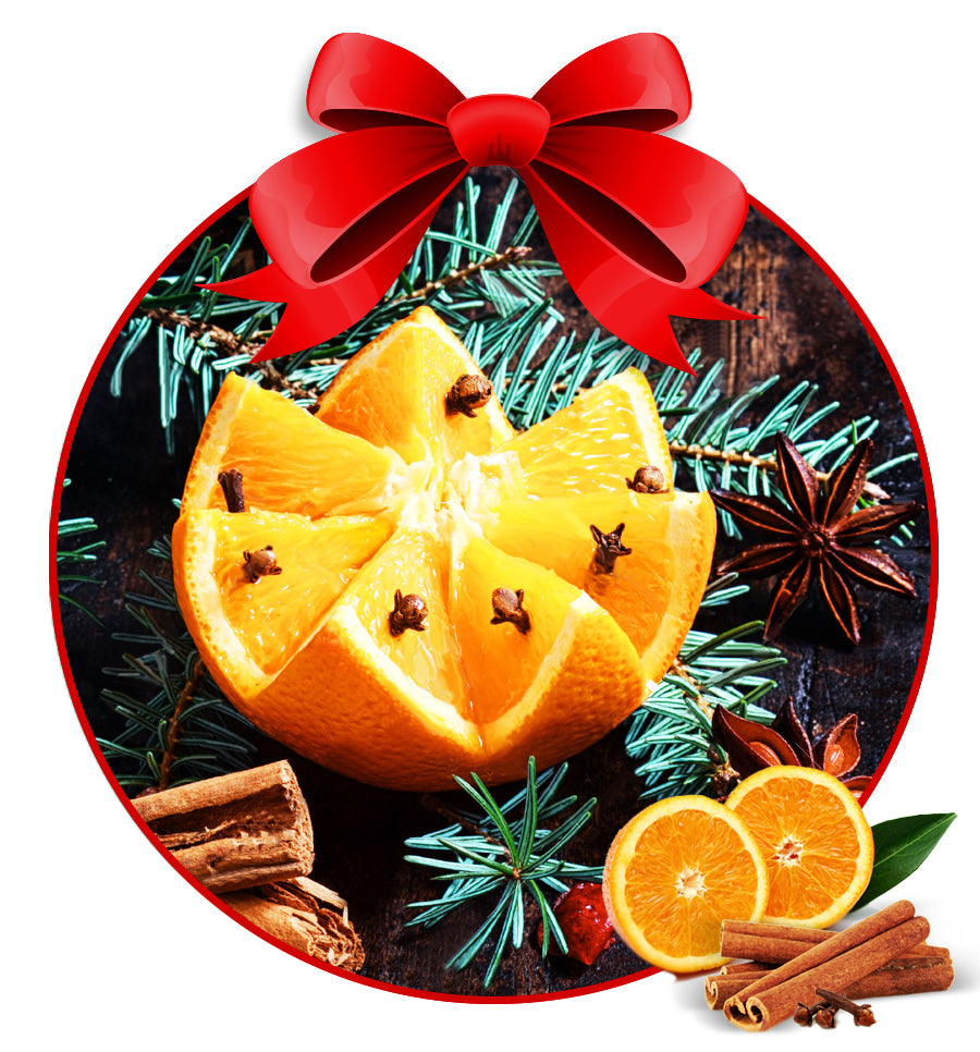 Orange Cinnamon & Clove Fragrance Oil