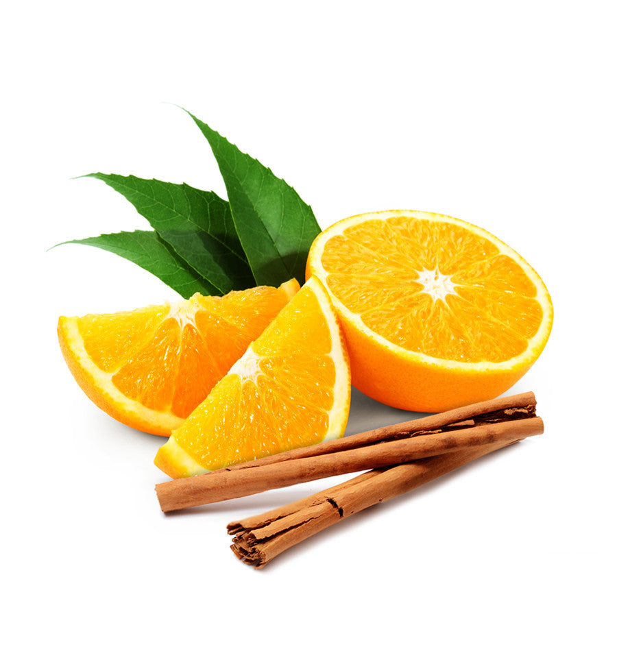 Cinnamon Orange Natural Fragrance Oil - New Zealand Candle Supplies