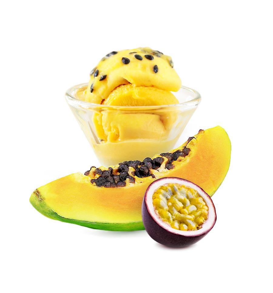 Pawpaw and Passionfruit Sorbet Fragrance Oil