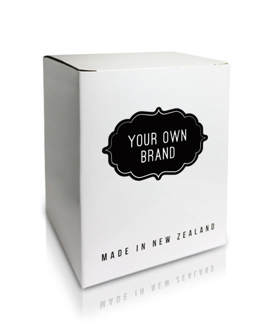 Large White Ultra Gloss Gift Box