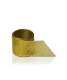 Gold Sparkly Metallic Ribbon