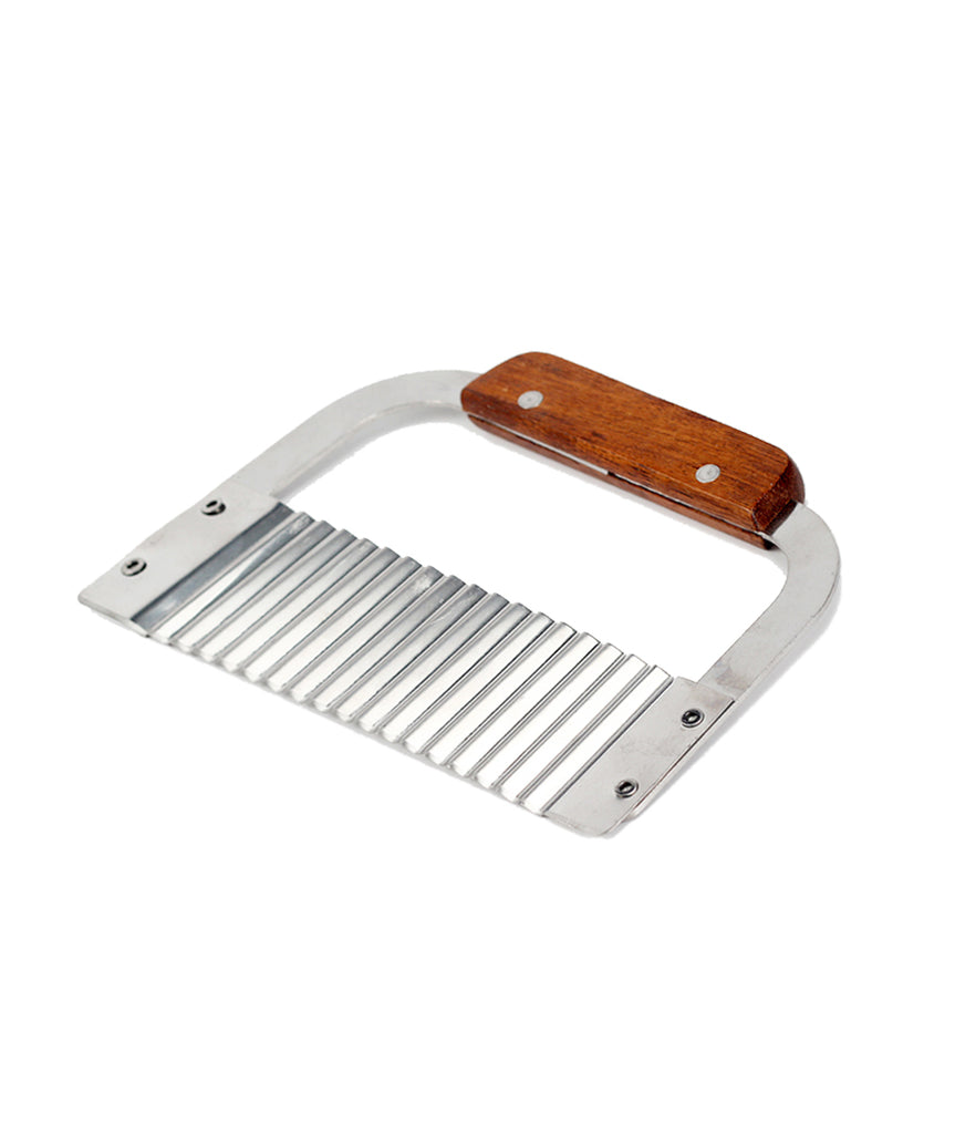 Soap Cutter with Wooden Handle