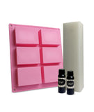 Classic Soap Block - White Soap Makers KIT