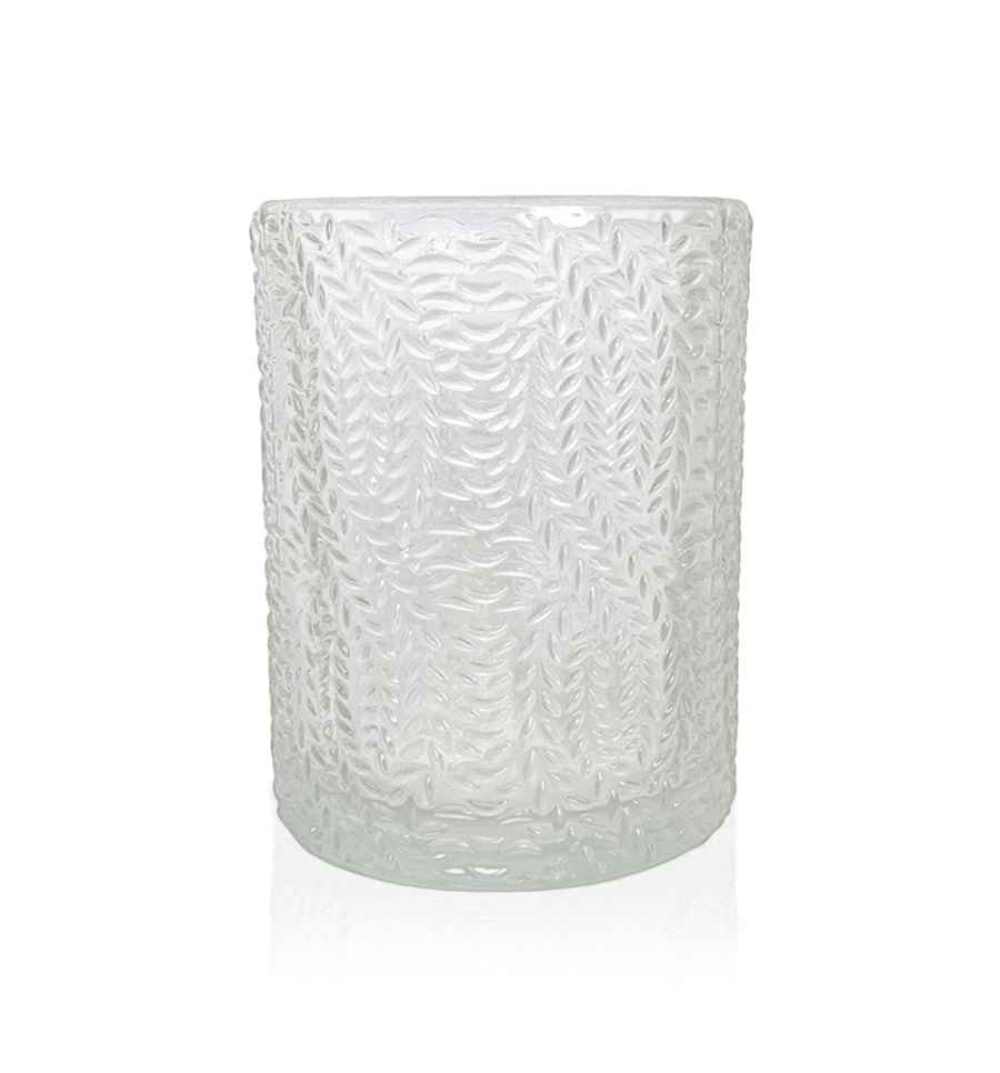 Vine Cut Glass Tumbler - 275mls