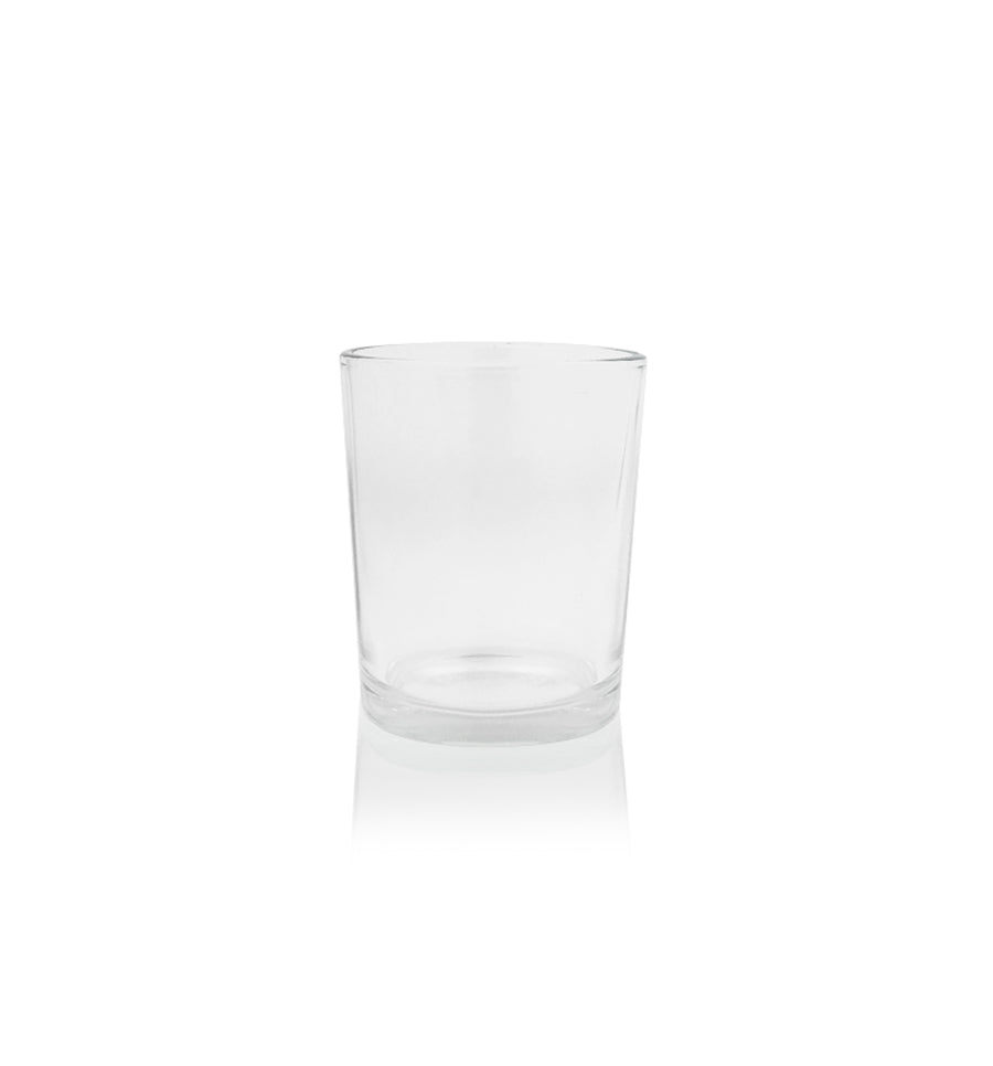 Mini Votive - Clear Glass Jar 70ml