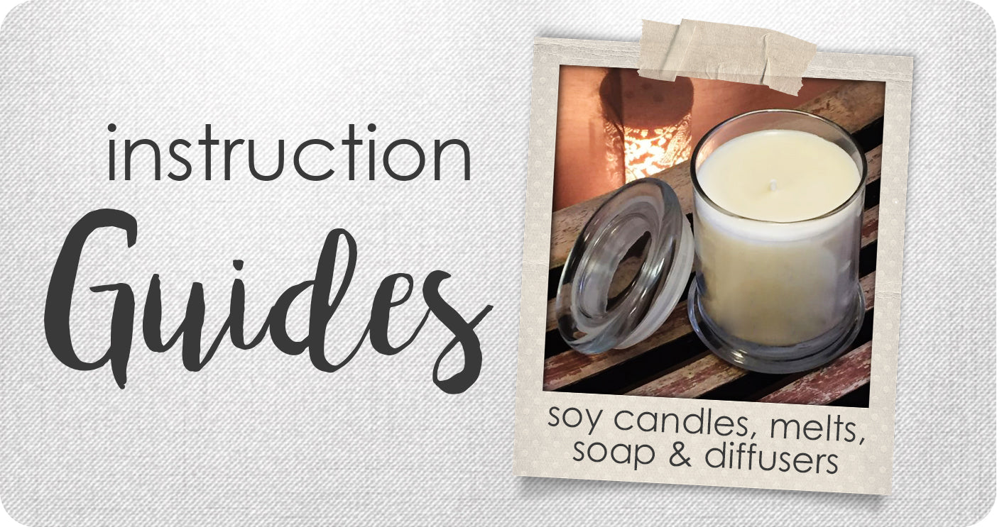 NZ Candle Supplies  Make Soy Candle Creations for Profit or