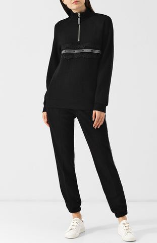 Ermanno Scervino Sweater with Logo