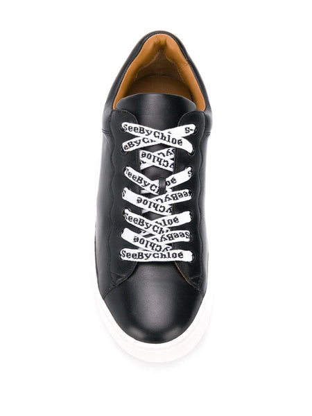SeeByChloe Branded Laces Sneakers