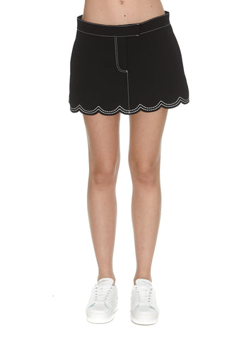 Red Valentino Technical Shorts