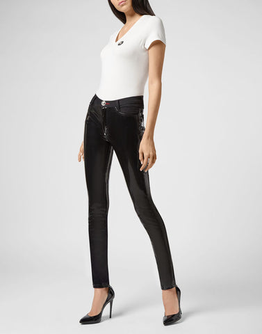 Philipp Plein Super High Waist Jegging Statement