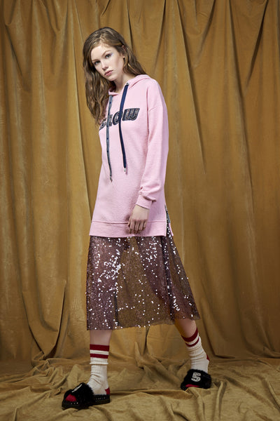 Ermanno Scervino Pink Sweater
