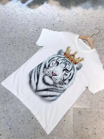 niche White Lion Top