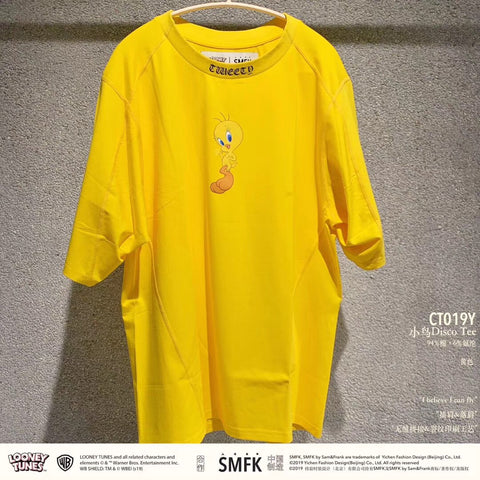 SMFK X Looney Tunes Tweety T-shirts