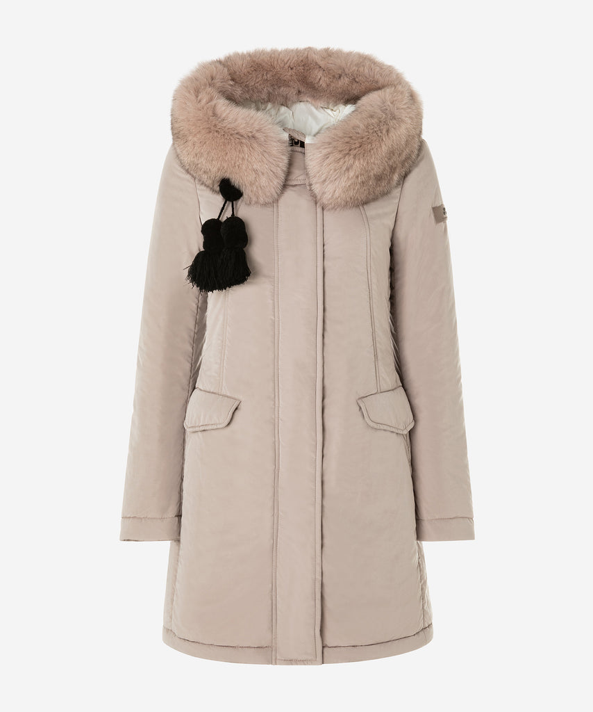 premium selection 7a7c5 a0110 Peuterey Parka in Light Fabric