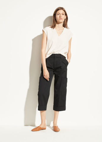 Vince Cropped Cargo Pant