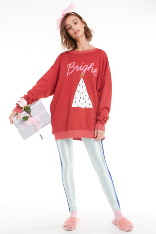 Wildfox Bright Roadtrip Sweatshirt
