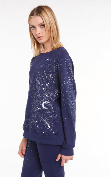 Wildfox Cosmic Dust Sommers Sweatshirt