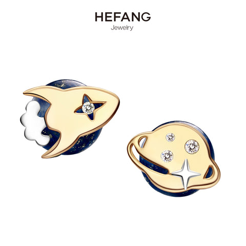 He Fang Discovery Studs