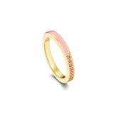 He Fang Rainbow Sign Ring