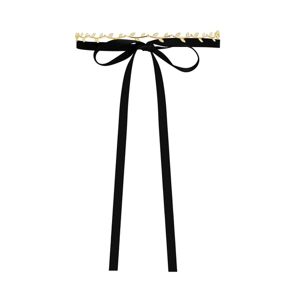 Le Loup Victory Collection Choker GOLD
