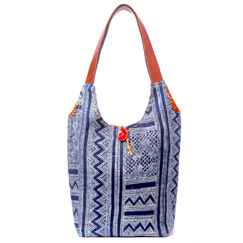"""Boho"" Hobo in Full Batik ON SALE"