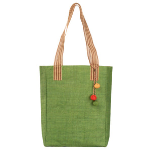 """Happy Hemp"" Totes (available in 7 colors)"