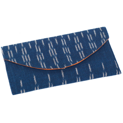 """Lilly"" Ikat Clutch"