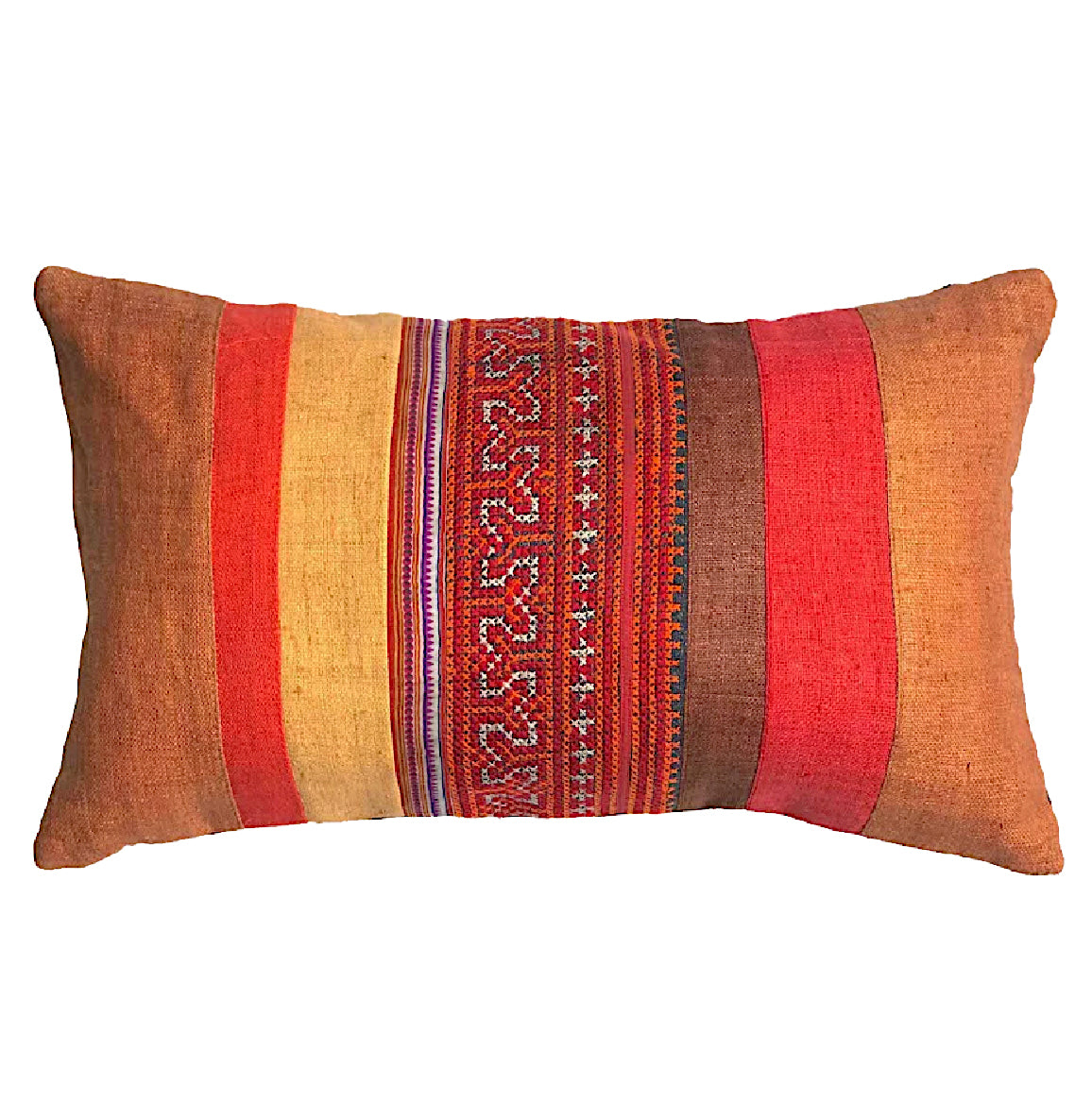 """Sapa"" Vintage Hmong Pillow Covers"