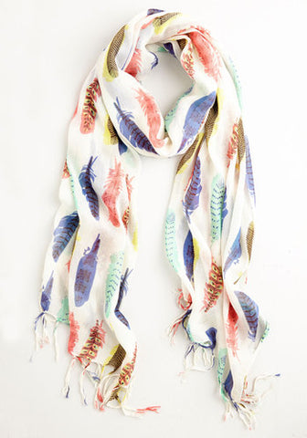 Best Colorful Scarves 2015