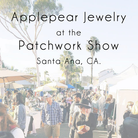 Applepear Jewelry Small Business Saturday