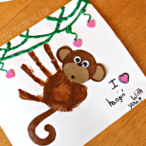 Valentine's Day Card DIY