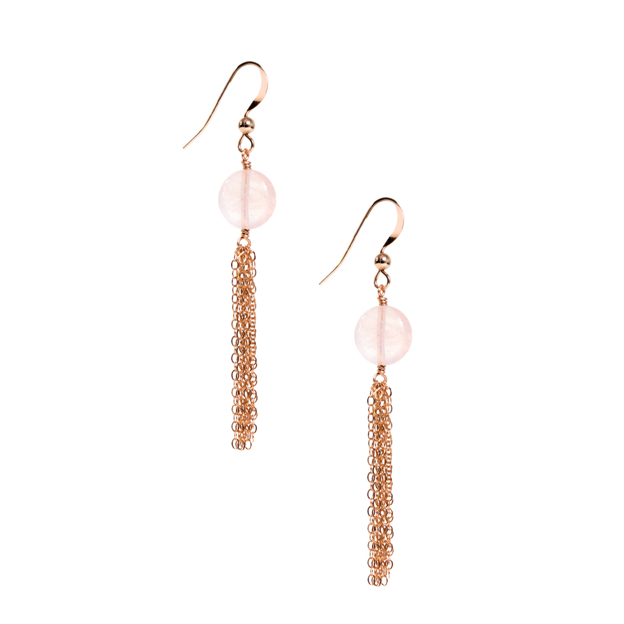 earrings fringe products feather usjewelryhouse thread wrapped