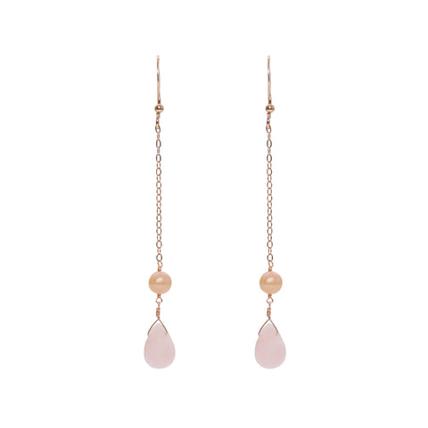 Lungo Teardrop Earrings