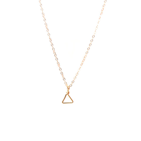 Whitney Necklace - Gold