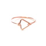 Whitney Ring - Rose Gold