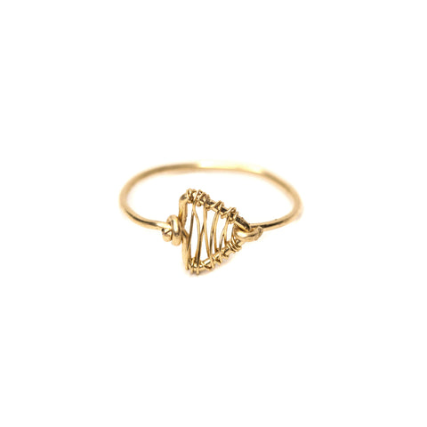 Whitney Woven Ring