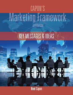 Key Messages & Ideas: Capons Marketing Framework 4th Edition