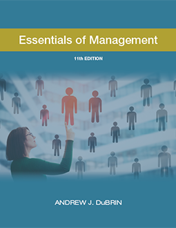 Essentials of Management 11th Edition, by Andrew DuBrin